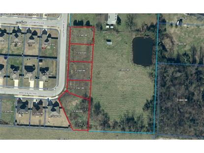 4 Savannah Ridge Sub Lots Olgethorpe/Bridgeboro  AVE Springdale, AR MLS# 1048437