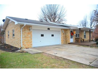 1707 Shelby  AVE Springdale, AR MLS# 1098880