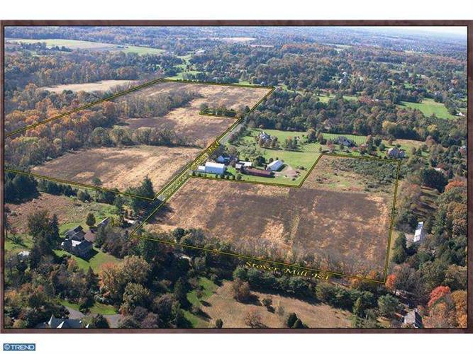6095 STOVERS MILL RD #LOT #4, Solebury, PA 18902