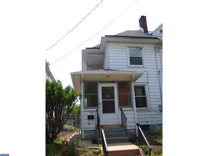 709 WOODLAND ST, Trenton, NJ 08610