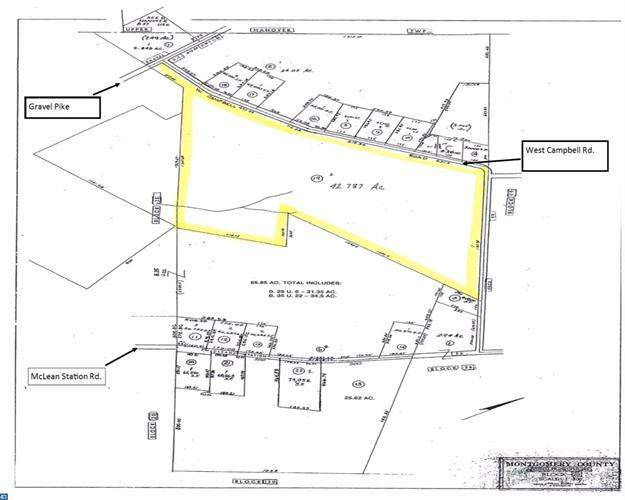 LOT 19 W CAMPBELL RD, Green Lane, PA 18054
