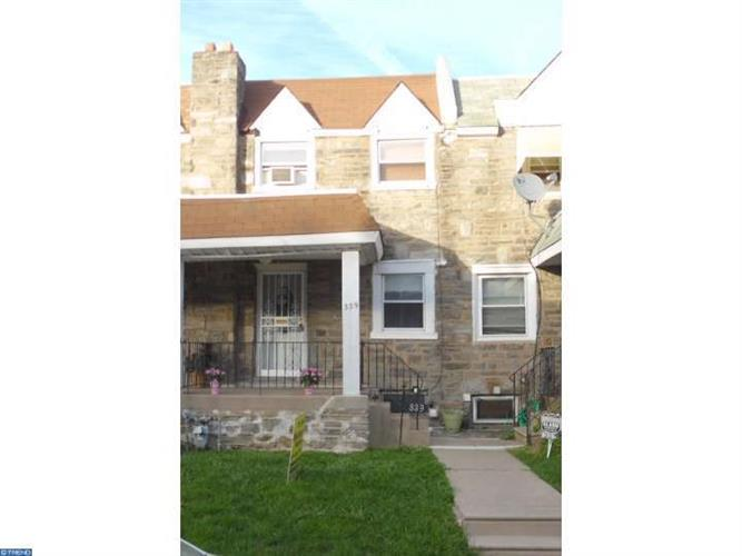 339 MARGATE RD, Upper Darby, PA 19082
