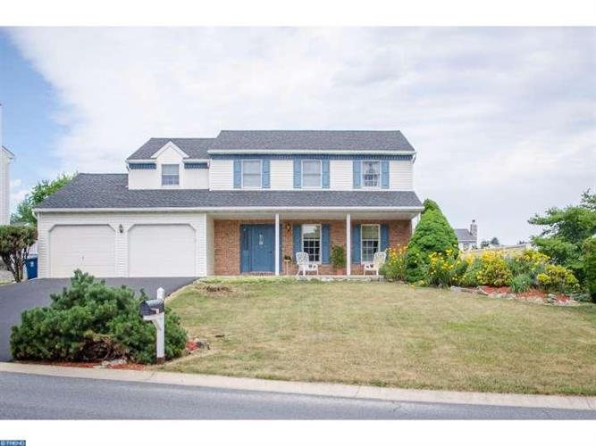 201 FAITH DR, Blandon, PA 19510