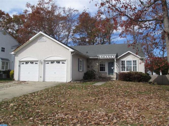 4 FROSTY HOLLOW CT, Sicklerville, NJ 08081