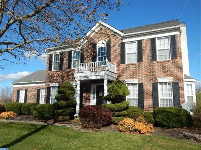 145 DAVENPORT DR, Chesterfield, NJ 08515