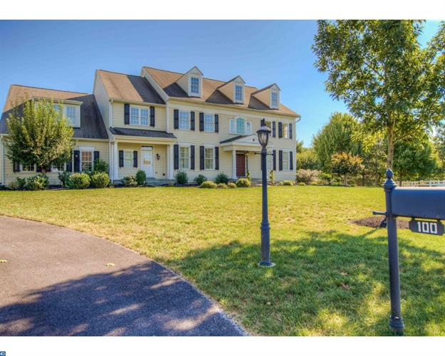 100 WAVERLY CIR, Phoenixville, PA 19460