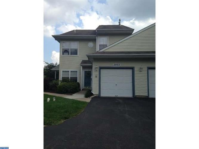 2002 WATERFORD RD #75, Yardley, PA 19067