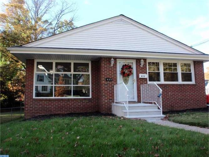 423 WINDSOR AVE, Haddon Township, NJ 08108