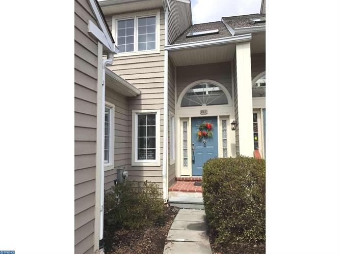 411 WOODED WAY, Newtown Square, PA 19073