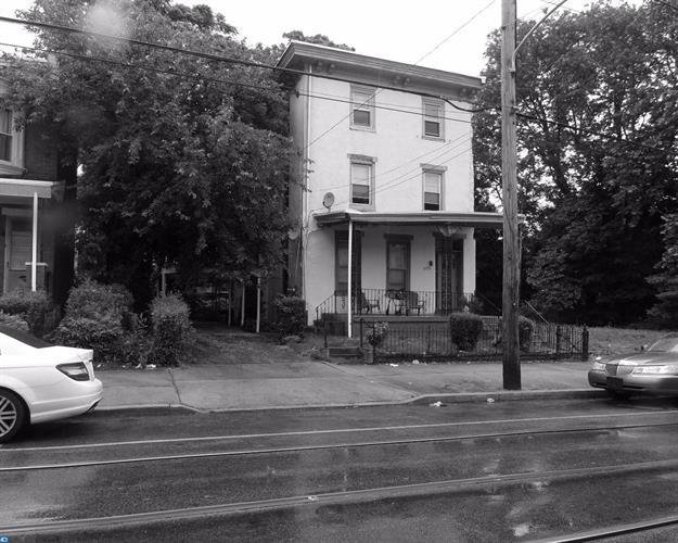 Philadelphia Rooming House