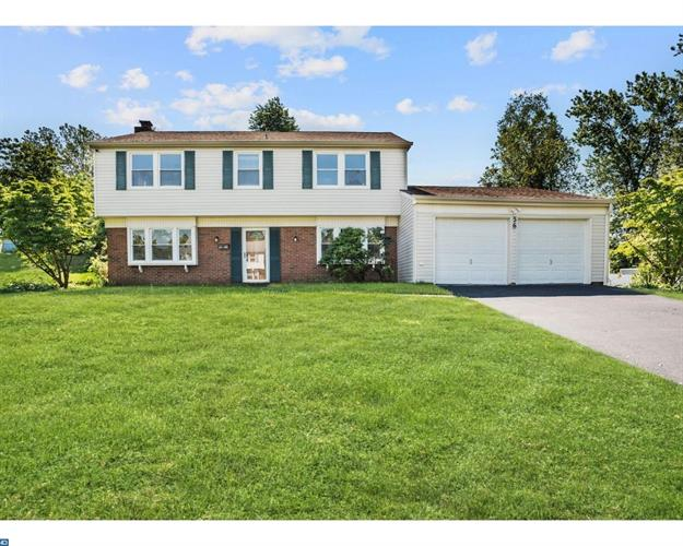 56 TRINITY TURN, Willingboro, NJ 08046
