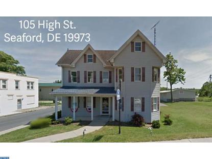 105 HIGH ST Seaford, DE MLS# 6750903