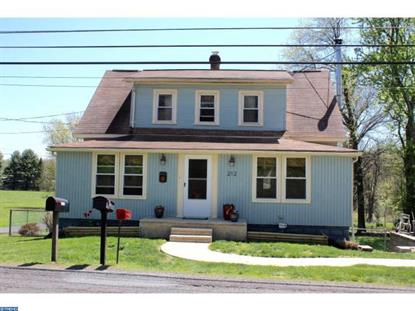 212 CATHILL RD Sellersville, PA MLS# 6778157
