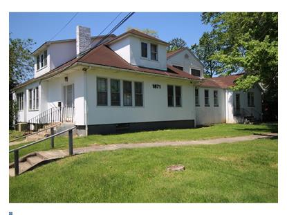 1871 PENNINGTON RD Ewing, NJ MLS# 6799291