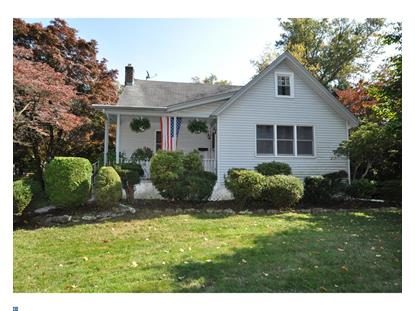 156 W CENTRAL AVE Moorestown, NJ MLS# 6852794