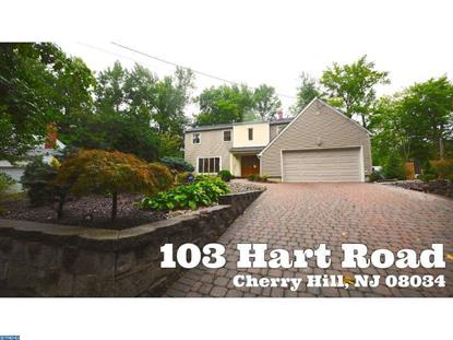 103 HART RD, Cherry Hill, NJ