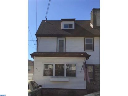 416 WINFIELD AVE Upper Darby, PA MLS# 6879077