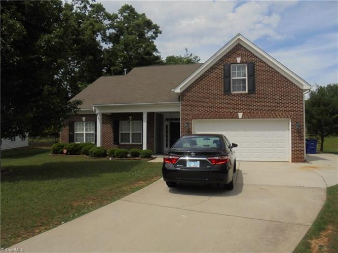 4215 Shadetree Circle, Winston Salem, NC 27107