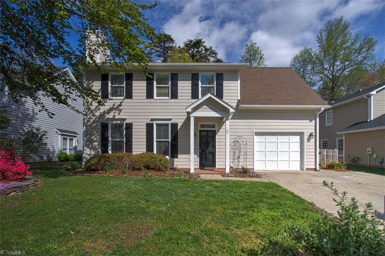37 Park Village Lane, Greensboro, NC 27455