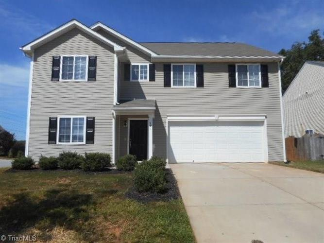 701 Hiddenlake Court, Browns Summit, NC 27214