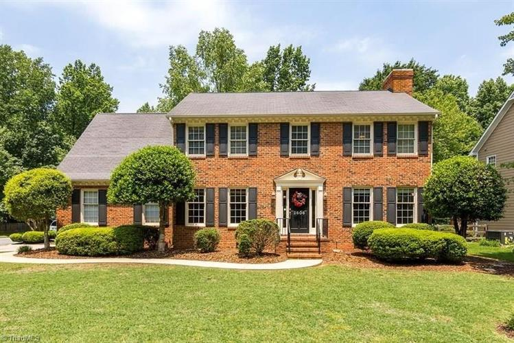 2606 Regents Park Lane, Greensboro, NC 27455 - Image 1