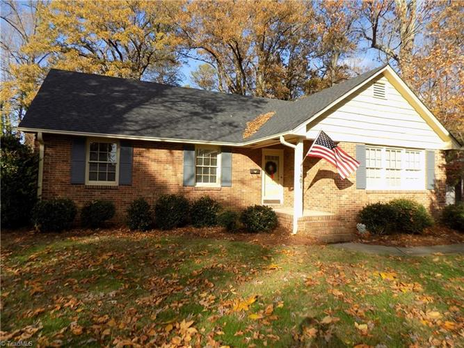 1401 Grantham Drive, High Point, NC 27265 - Image 1
