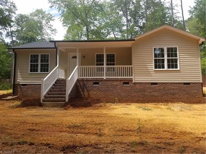 125 Spring Forest Road Asheboro, NC MLS# 840336