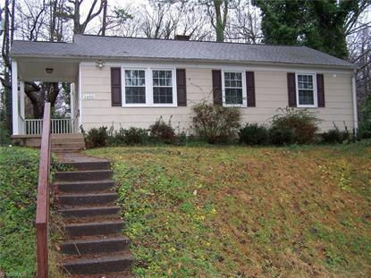 1405 Revere Road Winston Salem, NC MLS# 913809