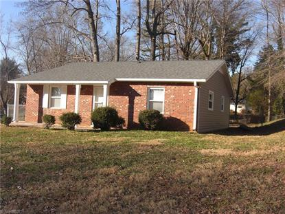 2743 Inca Lane Winston Salem, NC MLS# 914355