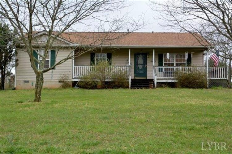 316 Old Curdsville Rd, Buckingham, VA 23901