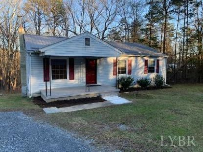1292 Tardy Mountain Road Altavista, VA MLS# 329329