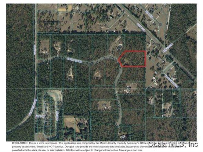 0 NE 43RD LANE Road, Ocala, FL 34488