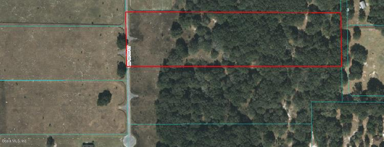 0 NW 167th Court, Morriston, FL 32668