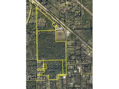0 SE US 41 HWY  White Springs, FL MLS# 543444