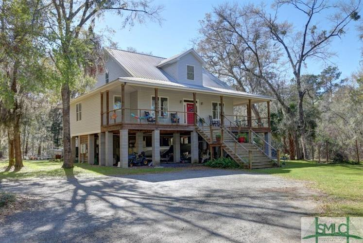 1344 Manchester Road SE, Townsend, GA 31331