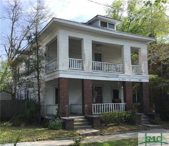 646 E 40th Street, Savannah, GA 31401