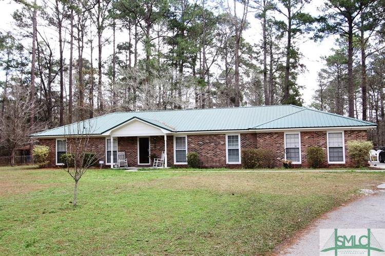 352 Oak Hampton Road, Fleming, GA 31309