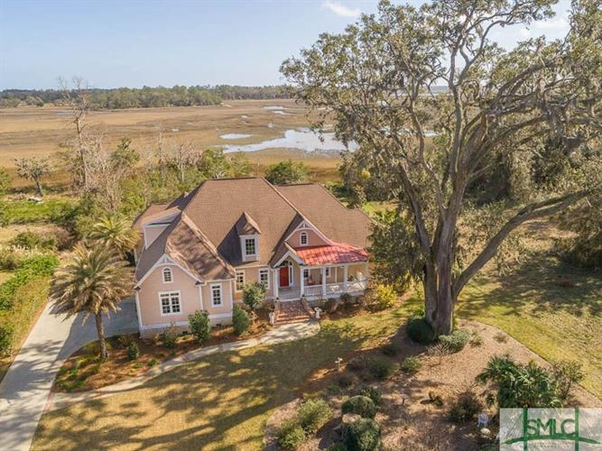 2441 Coopers Point Drive, Townsend, GA 31331