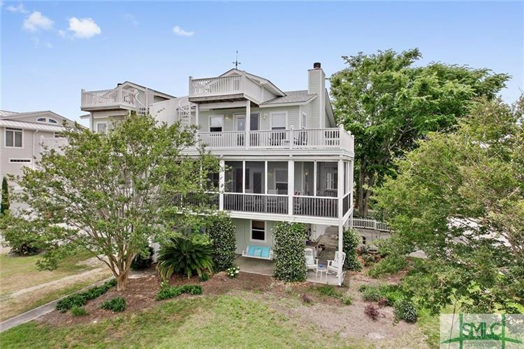 53 Captains View, Tybee Island, GA 31328