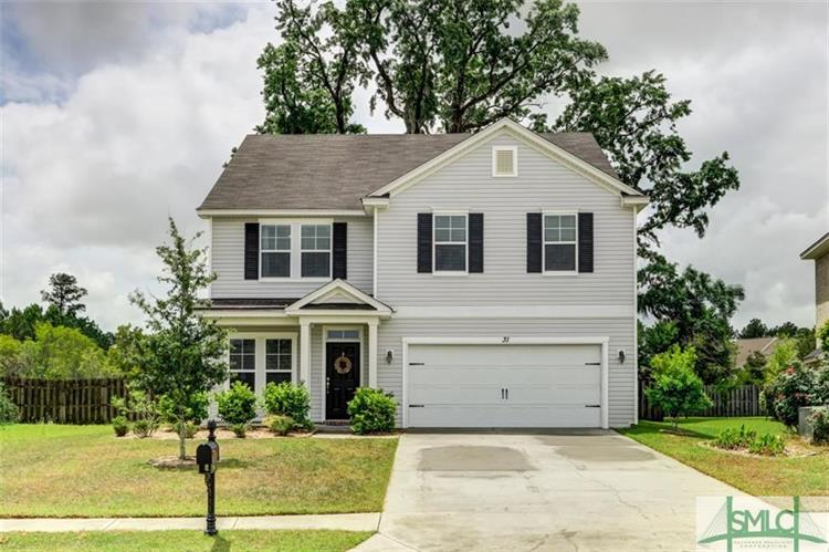 31 Tranquil Place, Pooler, GA 31322