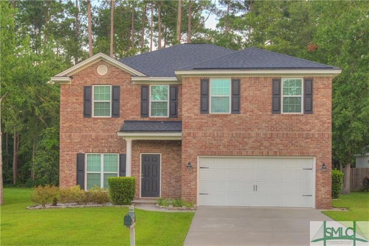 200 Saint Catherines Court, Richmond Hill, GA 31324
