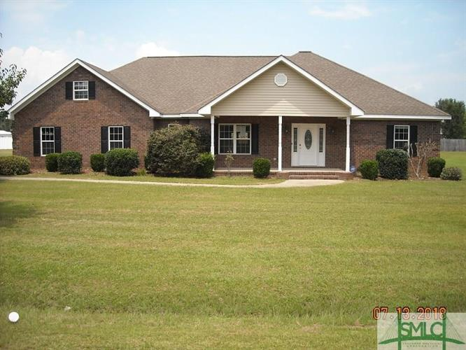 781 Spence Drive, Brooklet, GA 30415