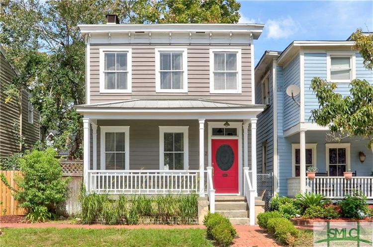 312 E Duffy Street, Savannah, GA 31401