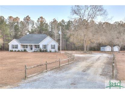 6076 Mill Branch Club Road, Brooklet, GA