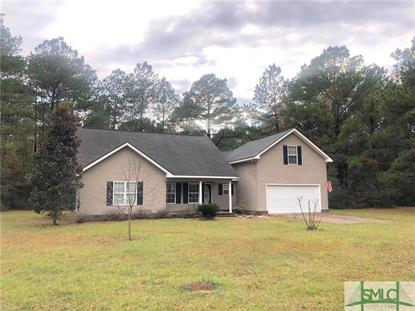 587 Mill Pond Road Rincon, GA MLS# 198277