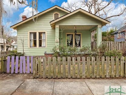 902 E 39th Street Savannah, GA MLS# 201218