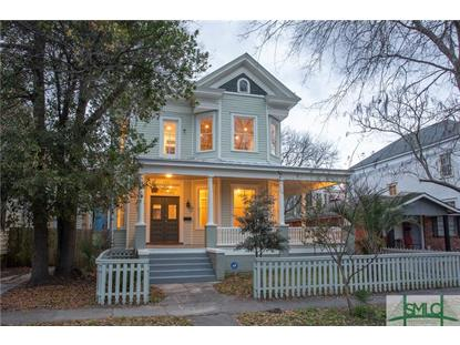 208 W 35th Street Savannah, GA MLS# 201293