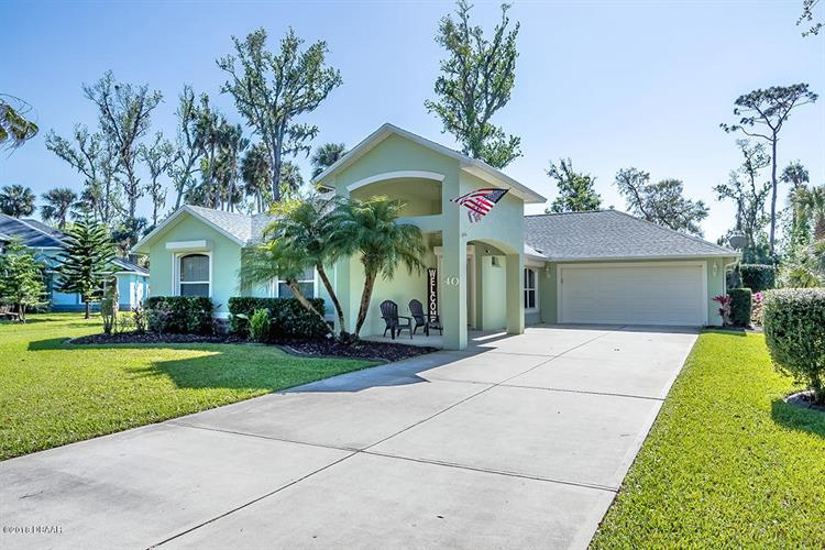 40 Wild Cat Lane, Ormond Beach, FL 32174
