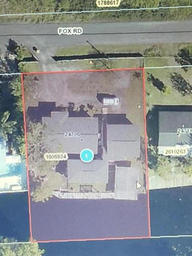 24706 FOX Road, Astor, FL 32102