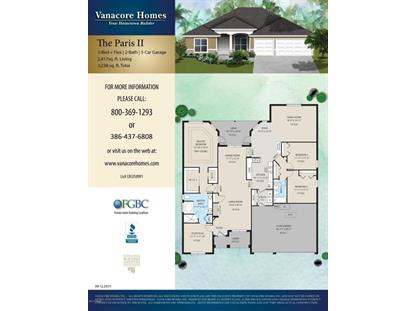 13 ERIC Drive Palm Coast, FL MLS# 1017988
